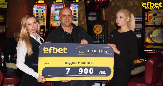 casino winner mladost